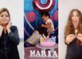 Thalía e Itatí Cantoral recrean pelea viral