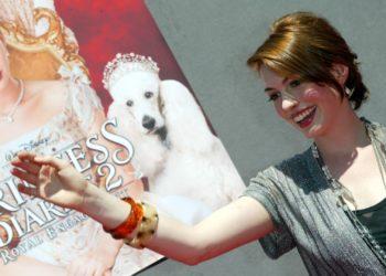 Anne Hathaway en 'El Diario de la Princesa'