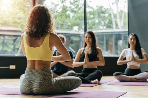 yoga caliente