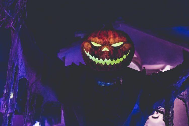 Actividades de Halloween de riesgo moderado