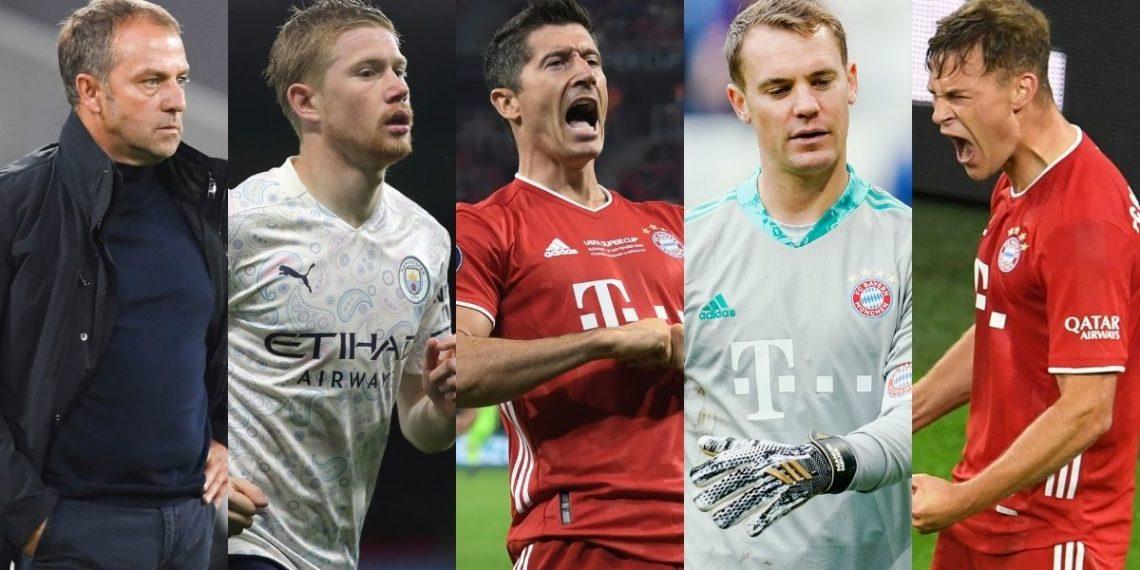 Premios del año de la UEFA: Lewandowski es el mejor jugador