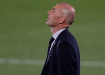 Zidane se molesta en rueda de prensa tras preguntas sobre Luka Jovic