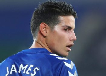 James Rodríguez nominado al Jugador del Mes de la Premier League