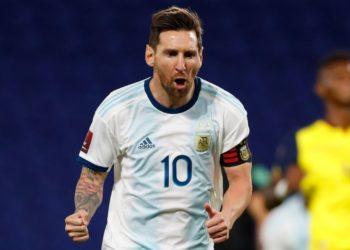 La autocrítica de Leo Messi tras el debut de la selección de Argentina