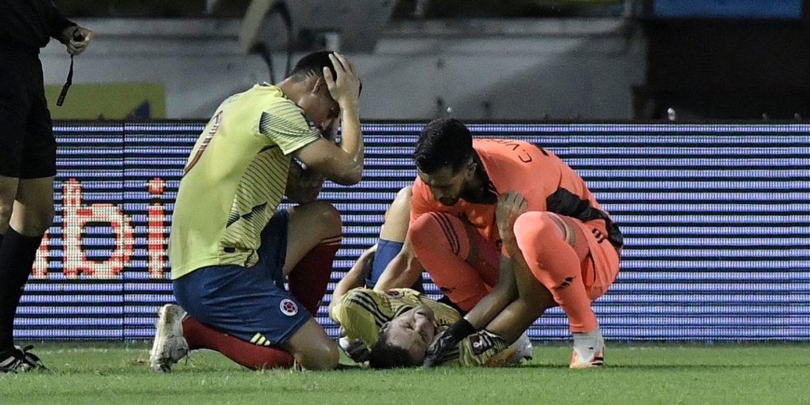 Lo que dijo Carlos Queiroz sobre la horrorosa lesión de Santiago Arias