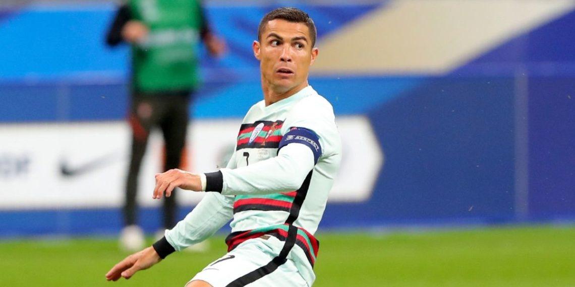 Cristiano Ronaldo da positivo por COVID-19, informa FPF