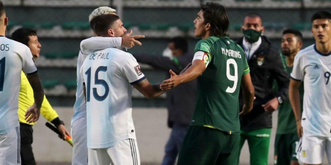 Así se burló de Argentina el capitán de Bolivia tras partido de Eliminatorias