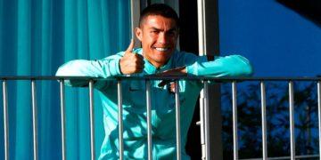 Así vive Cristiano Ronaldo la cuarentena tras su positivo por coronavirus