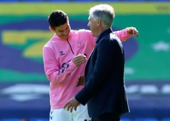 Jürgen Klopp habla sobre el fichaje de James Rodríguez por Ancelotti