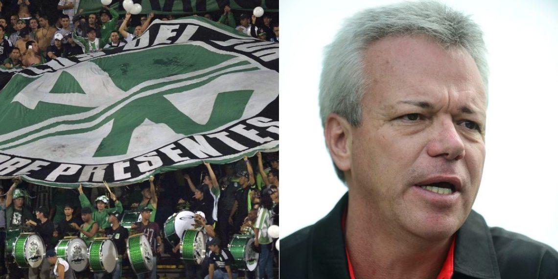 Árbitro cuenta que fue amenazado por Popeye en la Libertadores de 1989