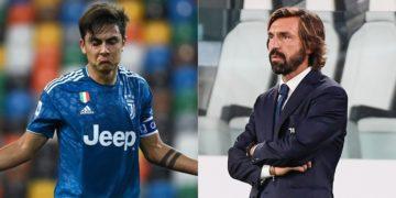Andrea Pirlo habla públicamente de la polémica con Paulo Dybala