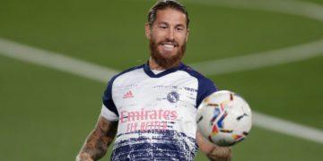 Goleada al Real Madrid en Champions: Sergio Ramos se hace extrañar