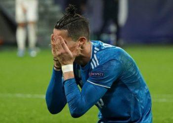 Cristiano Ronaldo da positivo otra vez y no jugará contra Barcelona
