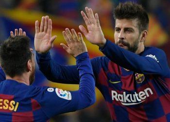 Gerard Piqué pide que el nuevo Camp Nou se llame Lionel Messi