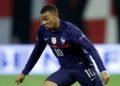 «No estoy al nivel de Messi y Cristiano»: dice Kylian Mbappé