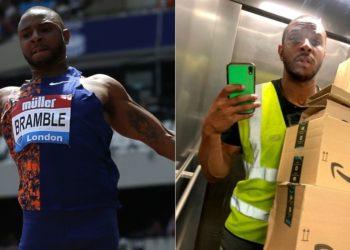 Daniel Bramble, el atleta que trabajó como repartidor para ir a Tokio 2020