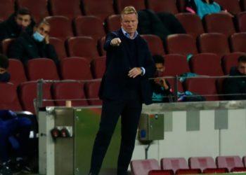 «Ojalá que Cristiano juegue»: dice Koeman sobre el duelo de Champions