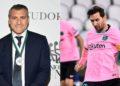 «Messi es el Harry Potter del fútbol»: dice el exdelantero Christian Vieri