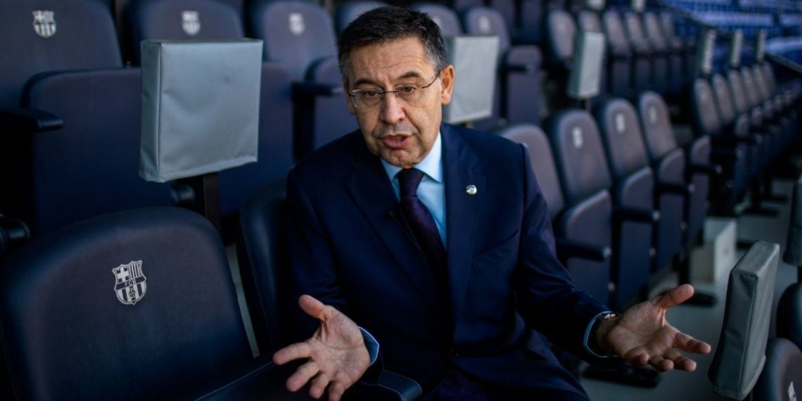 """El """"Whatsapp"""" de despedida de Bartomeu como presidente del Barcelona"""