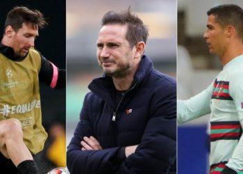¿Messi o Cristiano Ronaldo? Frank Lampard escoge a su favorito