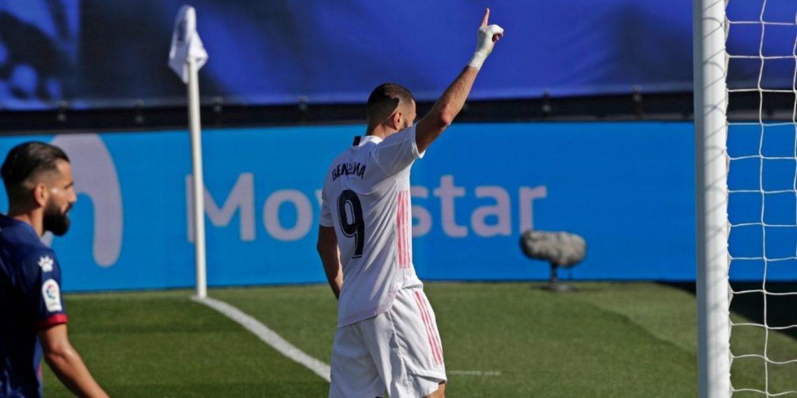 La historia que le dedica Benzema a Vinicius para terminar la polémica