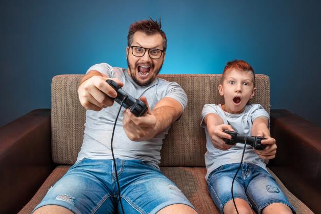 es bueno dejar que los niños ganen en videojuegos