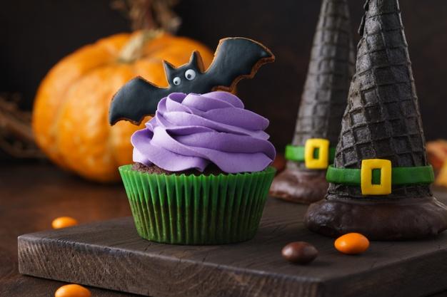 postre de Halloween