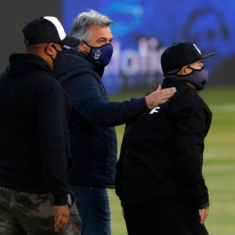 Problemas de salud de Maradona: el amplio historial que preocupa