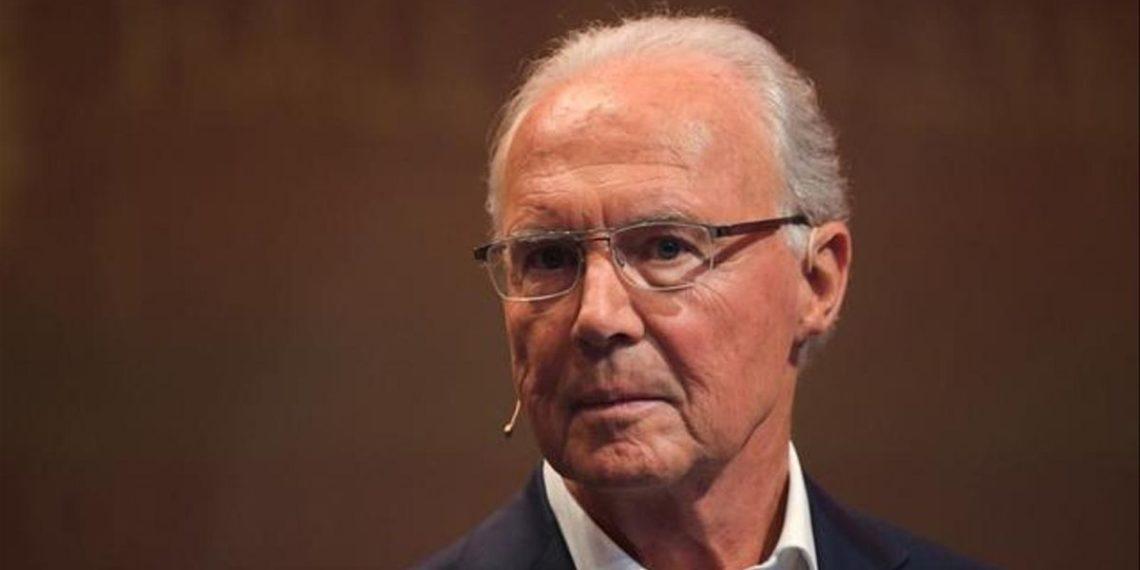 «El mundo se ríe de nosotros»: dice Beckenbauer de la selección alemana