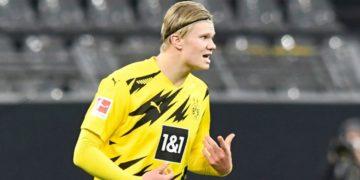 El noruego de oro: Erling Haaland gana el Golden Boy 2020