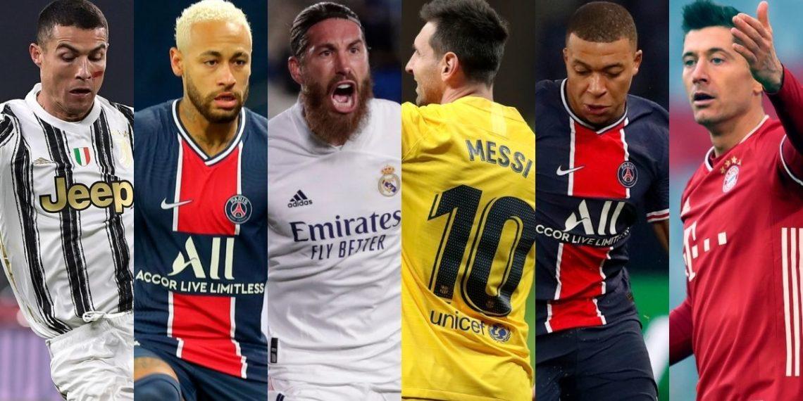 Estos son los jugadores y entrenadores nominados al FIFA The Best