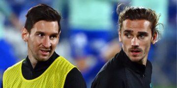 Griezmann rompe el silencio y habla sobre la relación con Messi