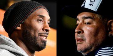 Kobe Bryant y Maradona: algunos grandes atletas fallecidos en 2020