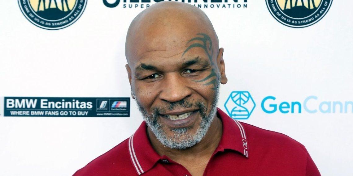 """La droga """"veneno de sapo"""" causó el regreso de Mike Tyson"""