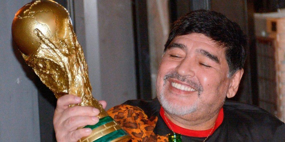La incalculable herencia que deja Maradona a su numerosa familia