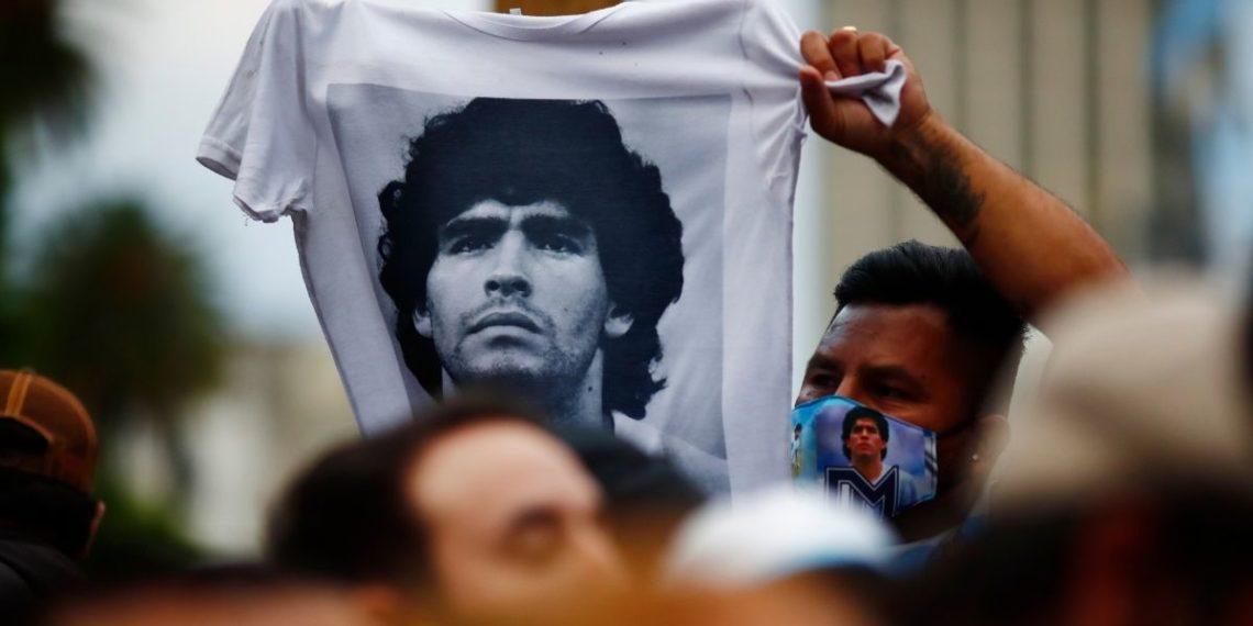 Las últimas horas de Maradona: así se fue una verdadera deidad del fútbol