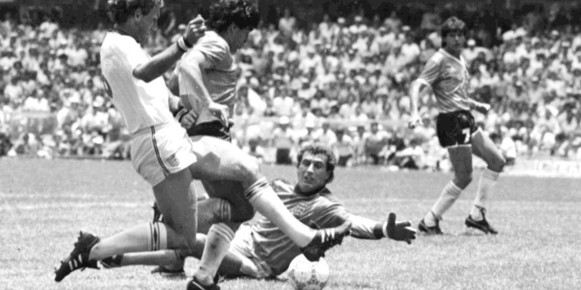 Siete goles que solo Diego Armando Maradona era capaz de hacer