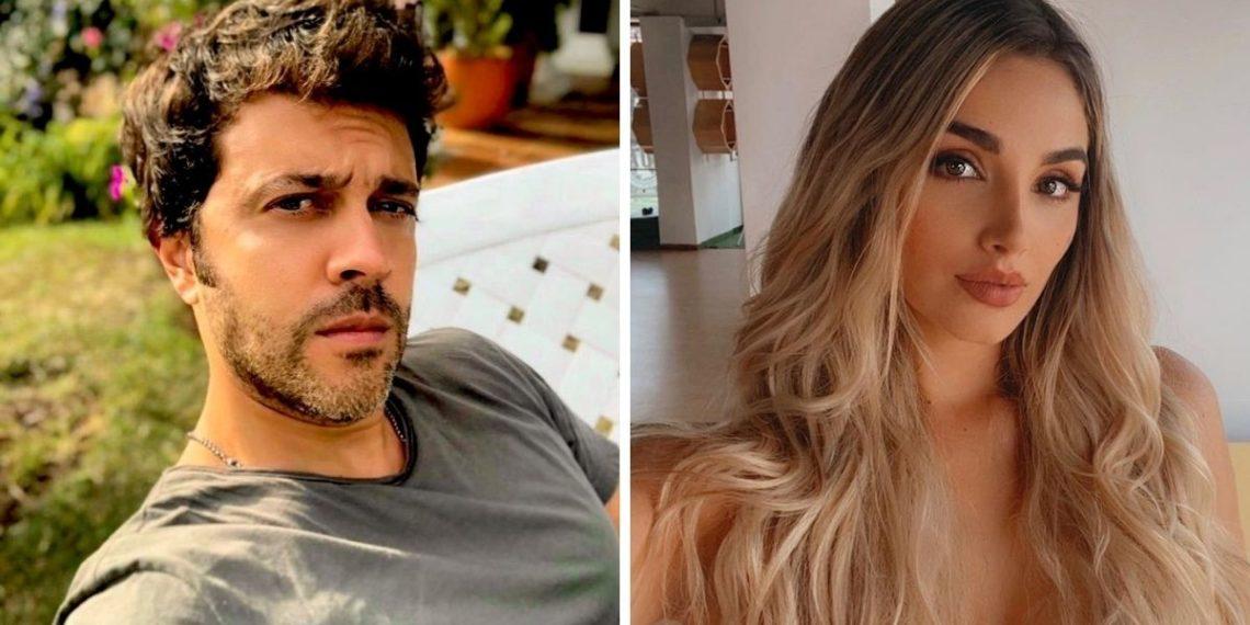 Juan Manuel Mendoza y Melina Ramírez. Foto: Instagram/ juanmamendoza - melinaramirez90