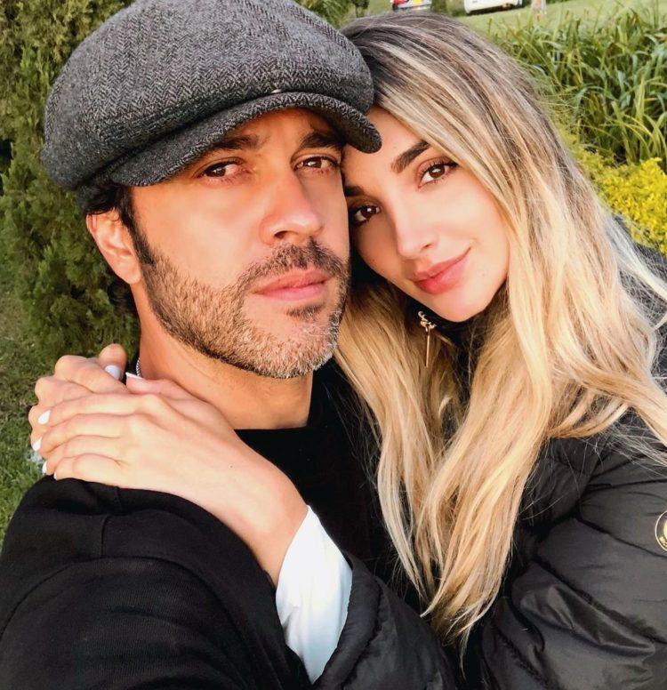 Juan Manuel Mendoza y Melina Ramírez