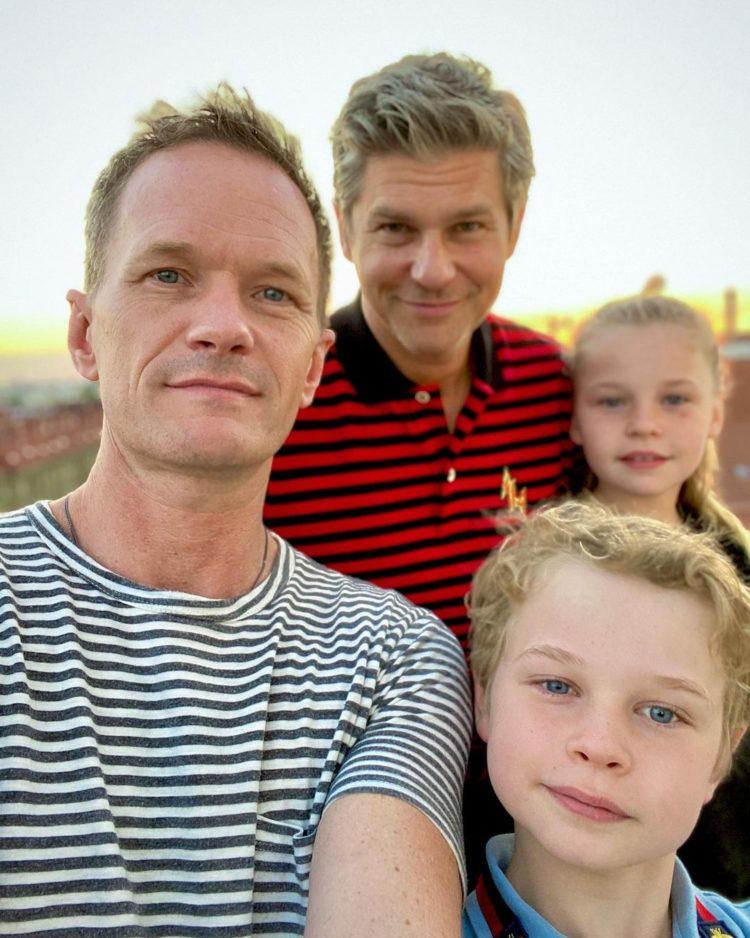Neil Patrick Harris hijos