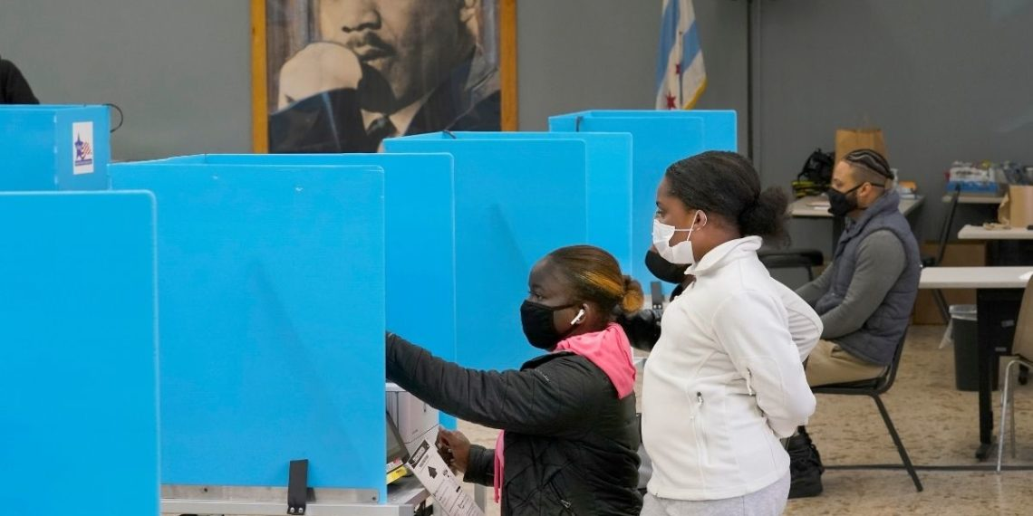 Votaciones en EE.UU. AP