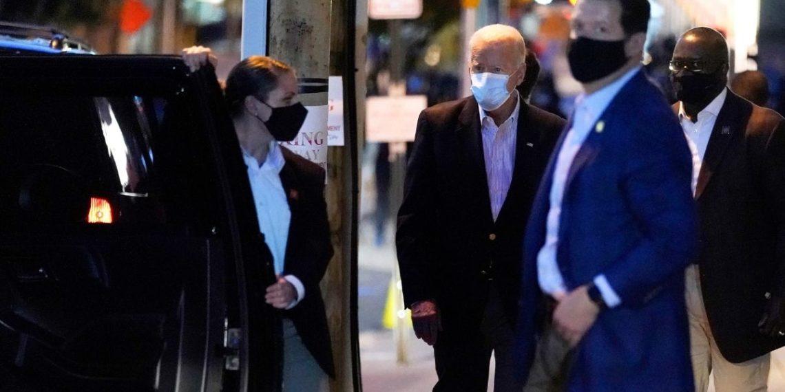 El Servicio Secreto refuerza la seguridad en torno a Joe Biden