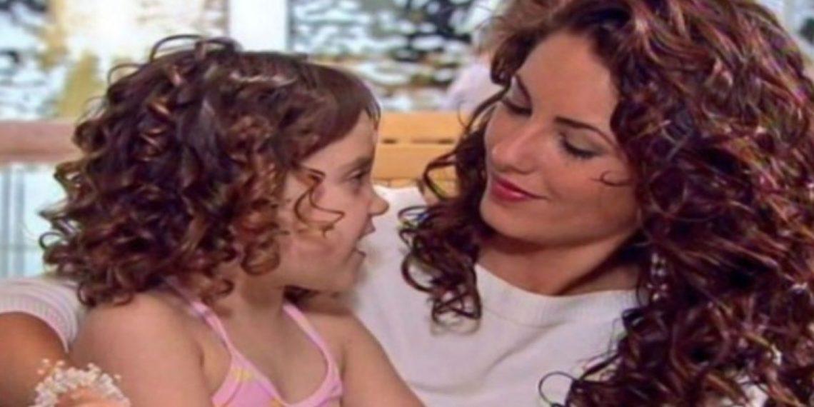 Fernandita en la telenovela 'Rubí'