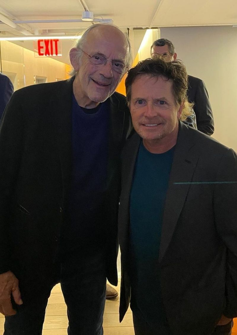 Michael J. Fox y su lucha contra el Parkinson