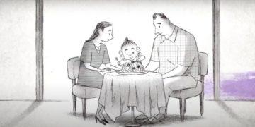 'Si algo me pasa los quiero', el corto animado de Netflix