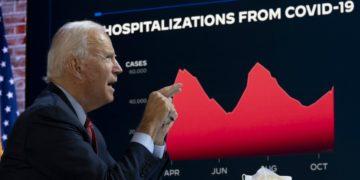 El mundo llega a 50 millones de casos de COVID-19: Biden anuncia célula de crisis en EE.UU.