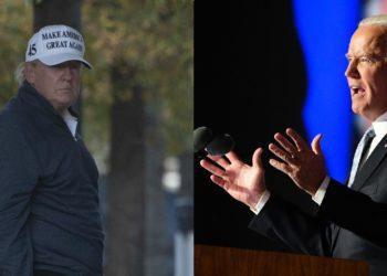 Biden se enfoca en una transición en EE.UU. mientras Trump sigue sin reconocer su derrota