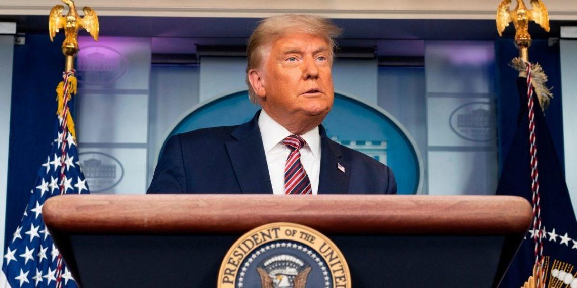 reelección de Donald Trump