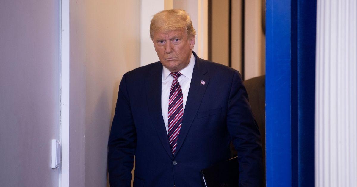 Donald Trump derrota