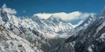 microplásticos en el Monte Everest